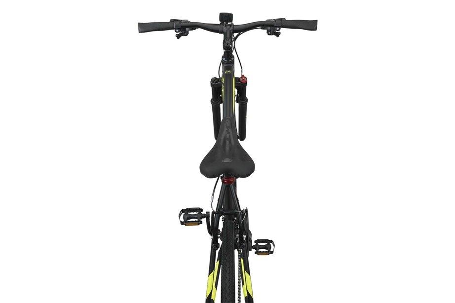 Altec Magnetic Trekking V-Brakes Heren 28inch 51cm Black/Lime