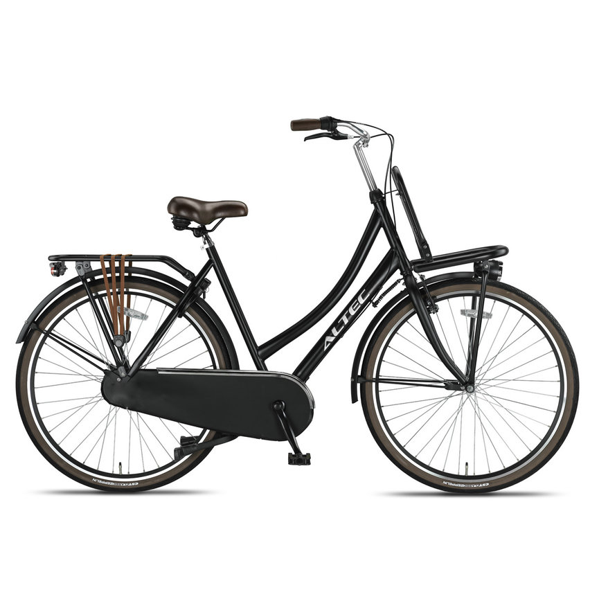 Altec Urban Transportfiets 28 inch 50cm Zwart