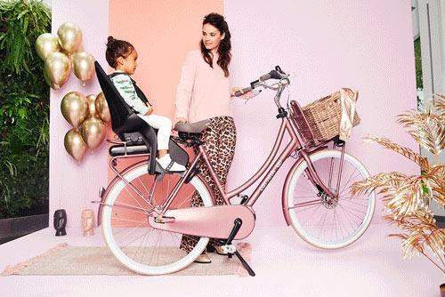 Elektrische fiets met kinderzitje | Hier moet je op letten!