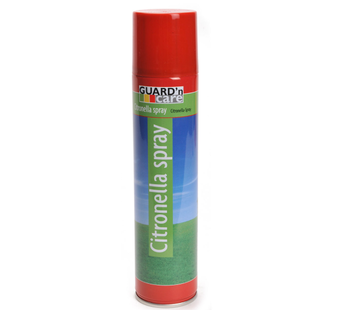Vliegengordijnencenter.nl Anti Muggen Spray Citronella