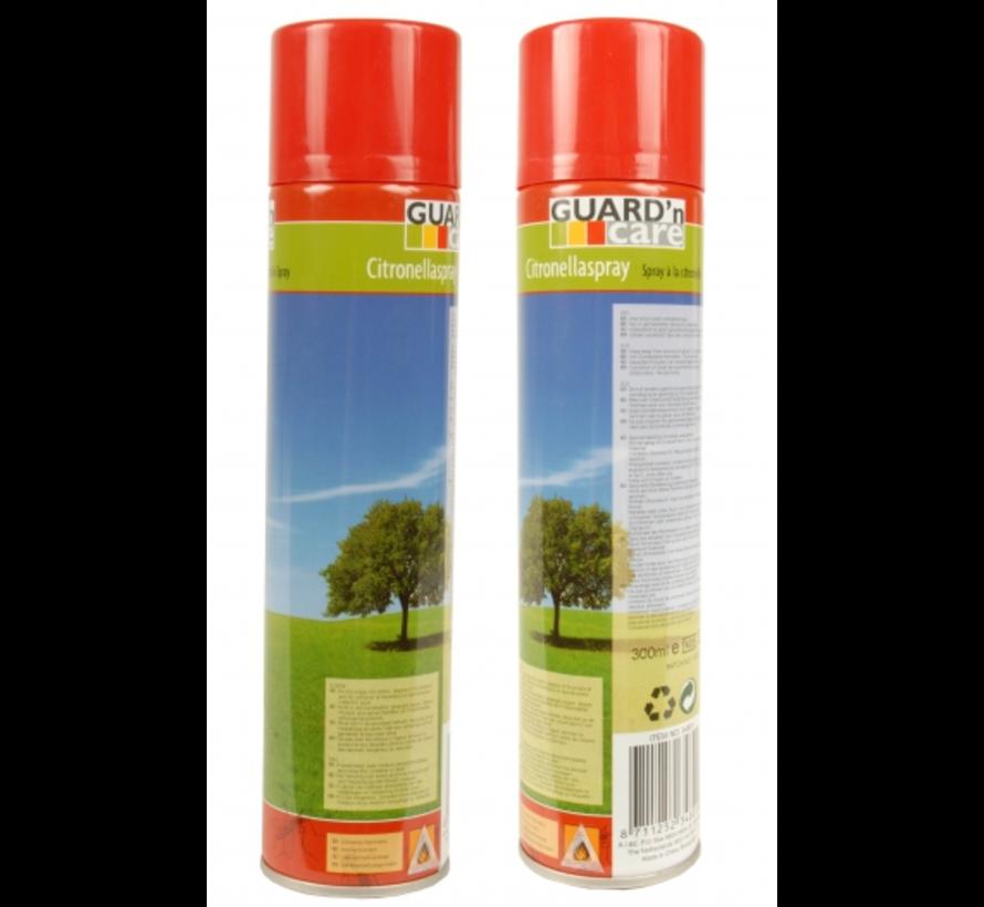 Anti Muggen Spray Citronella