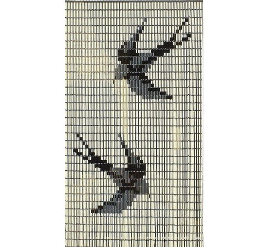 Vliegengordijn Zwaluw