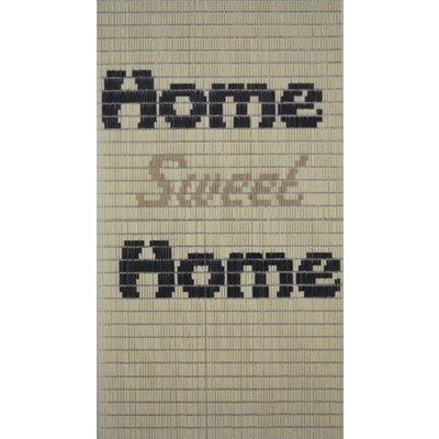 Vliegengordijn Home Sweet Home