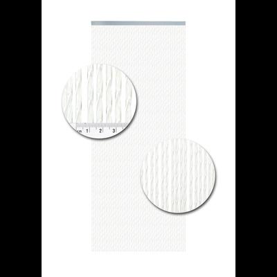 Deurgordijn PVC Bali Wit