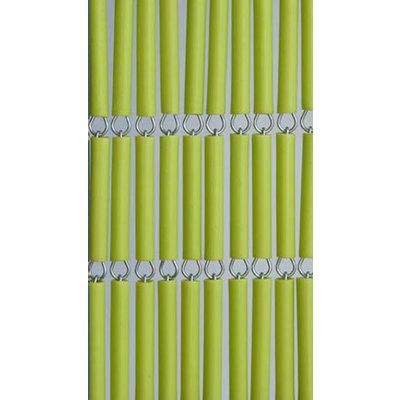 Hulzen Vliegengordijn Groen Appel
