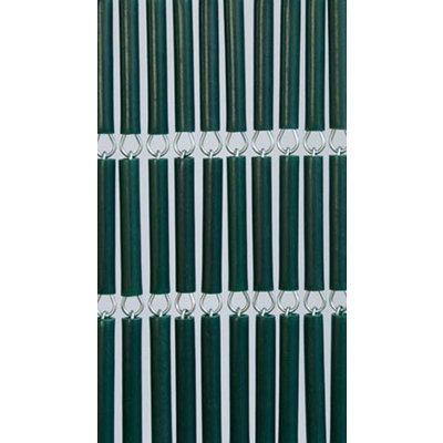 Hulzen Vliegengordijn Donker Groen