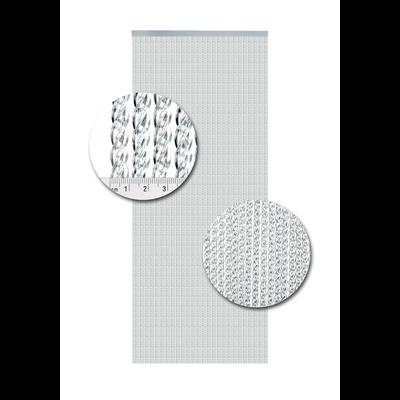 Deurgordijn PVC Venetie Wit