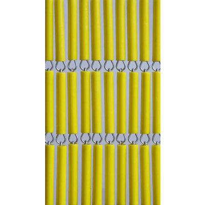 Vliegengordijn Geel hulzen Op Maat