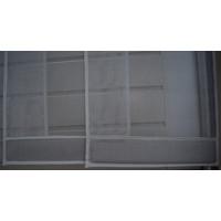Lamellen hor - Zwart - 150x250 cm