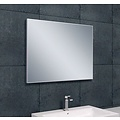 Wiesbaden Tigris spiegel aluminium lijst 80x60x2,1