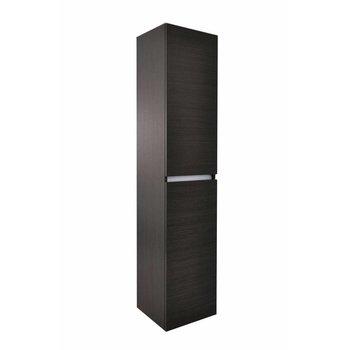 Wiesbaden Vision kolomkast 2 deuren 160x35x35 houtnerf grijs
