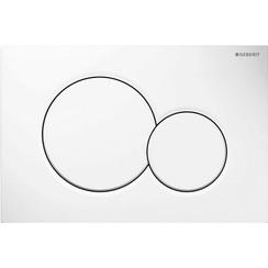 Sigma 01 drukplaat wit