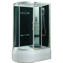 Premium bad/douche 135x90 veiligheidsglas 5 mm