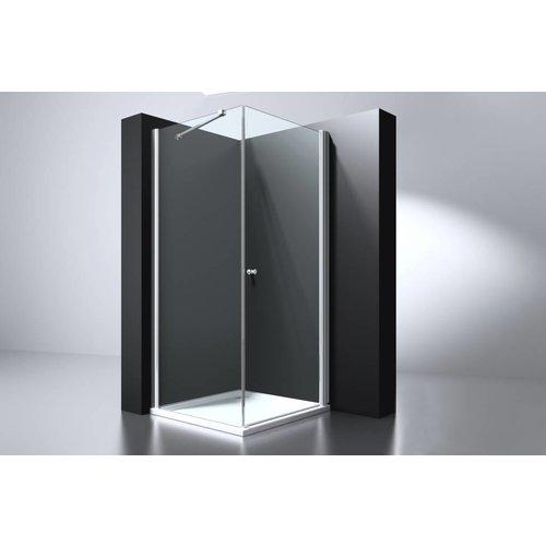 Best Design Erico vierkante cabine 90x90x200cm 1 swing deur