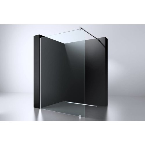 Best Design Erico-1400 inloopdouche 137-139 cm nano 8 mm glas