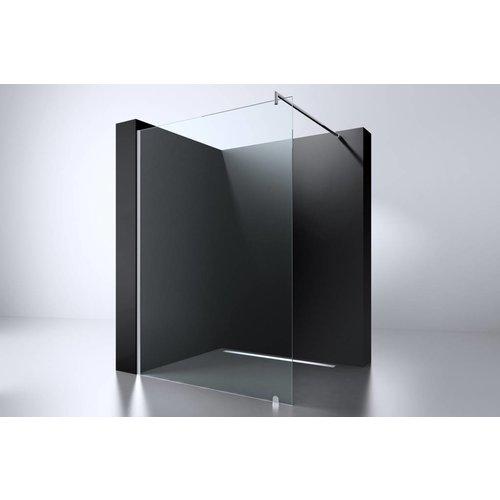 Best Design Erico-900 inloopdouche 87-89 cm nano 8mm glas