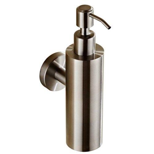 Best Design Fiora wand zeepdispencer 200 ml geborsteld staal