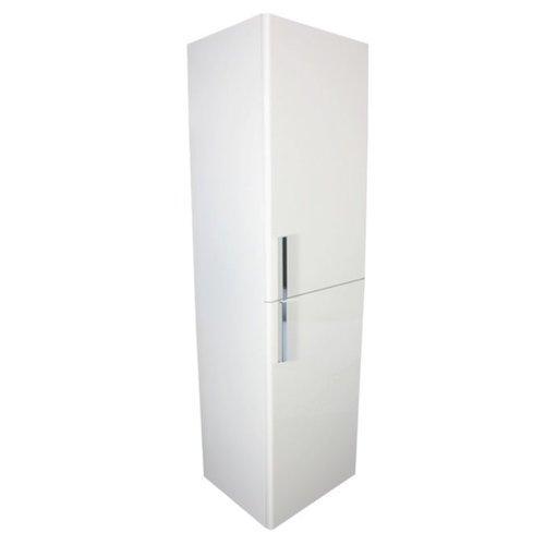 Best Design half-hoge kolomkast Lours 120x35x30 cm glans-wit