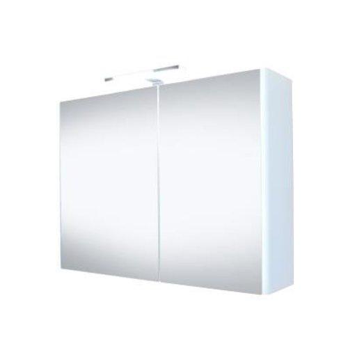 Best Design Happy mdf spiegelkast+verlichting 100x60cm