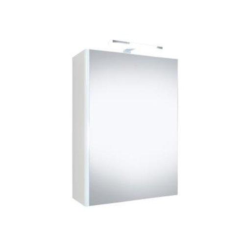 Best Design Happy mdf spiegelkast+verlichting 50x60cm