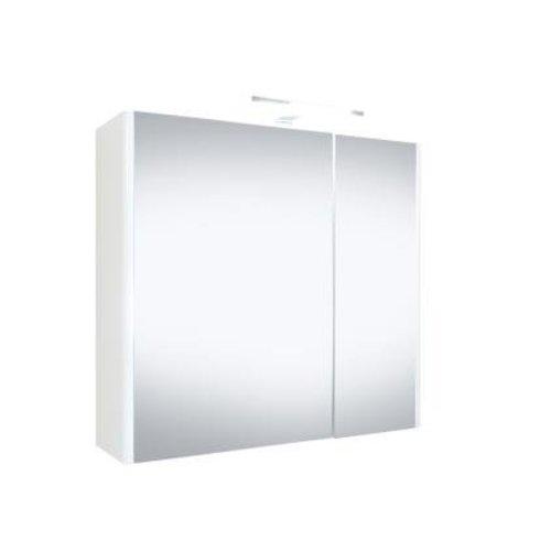 Best Design Happy mdf spiegelkast+verlichting 60x60cm