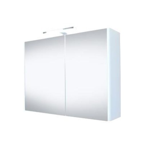 Best Design Happy mdf spiegelkast+verlichting 80x60cm
