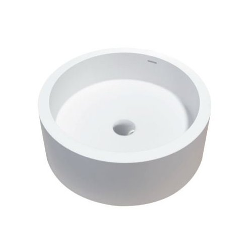Best Design Just-Solid opbouw-waskom Compo 46cm