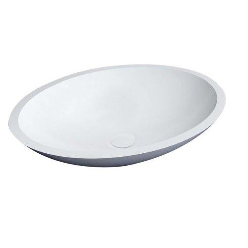 Best Design Just-Solid opbouw-waskom Epona 52 cm