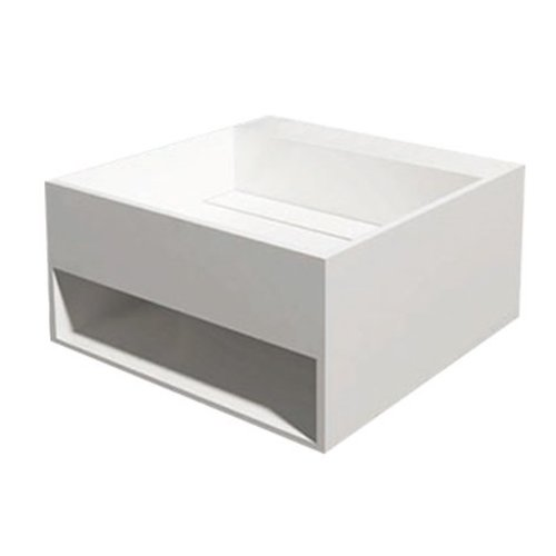 Best Design Just-Solid wastafel HQ-500 50x50x25cm