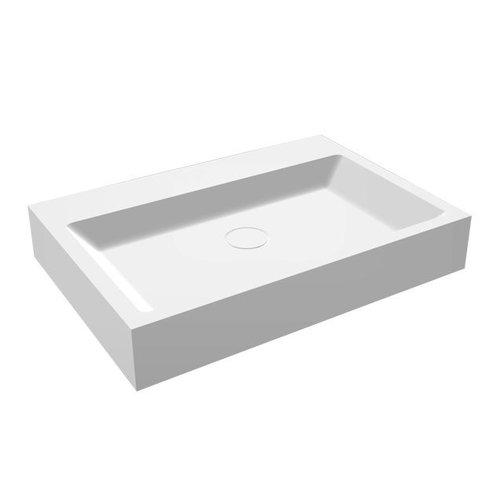 Best Design Just-Solid wastafel Opera-60 60x42x10cm
