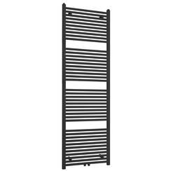 radiator mat-zwart Zero recht model 1800x600mm