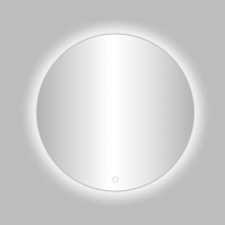 """Best Design Best-Design """"Ingiro"""" ronde spiegel 80 cm inclusief led verlichting"""