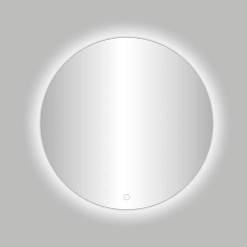 Best Design Ingiro ronde spiegel 80 cm + led verlichting