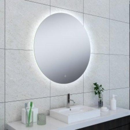 Wiesbaden Soul spiegel + Led rond 800mm