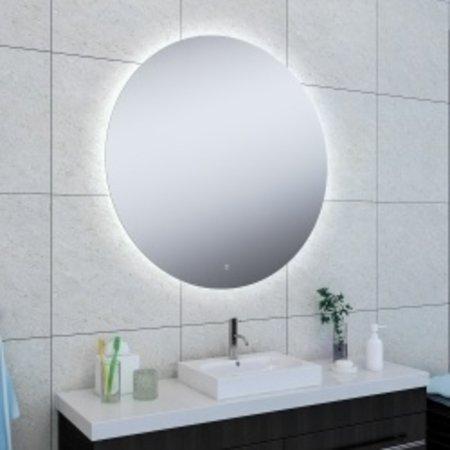 Wiesbaden Soul spiegel + Led rond 1000mm