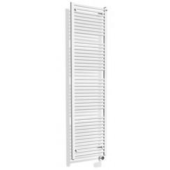 Elara elektrische radiator 181,7 x 60 cm wit