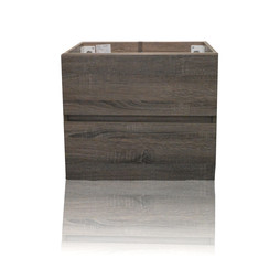 Makalu badmeubel - onderkast 60x46cm cottage oak zonder blad
