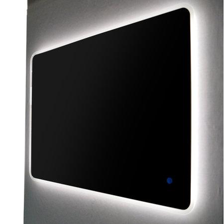 Sem Sem Barko spiegel met LED verlichting 100x70 cm
