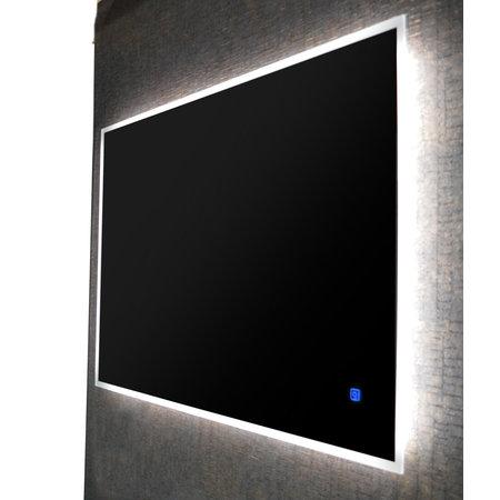 Sem Sem Boddie spiegel met LED verlichting 60x80 cm