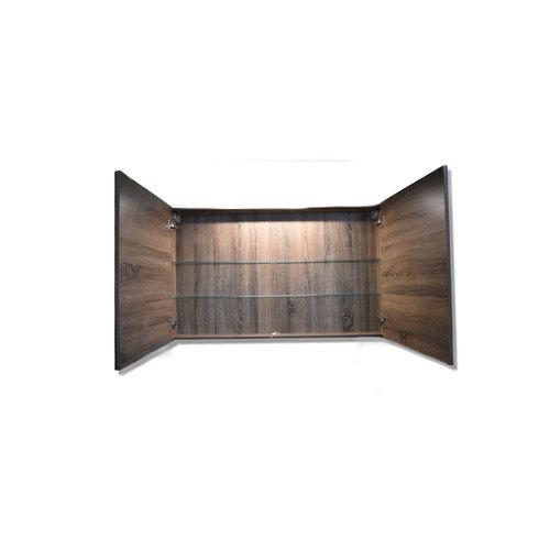 Sem Niagara spiegelkast 120x75x15cm cottage oak