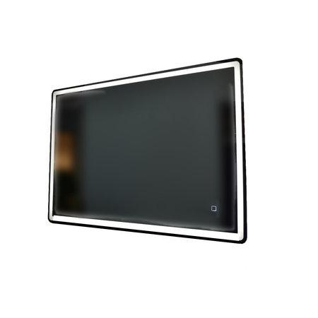 Sem Sem Biko spiegel met LED verlichting 100x70 cm