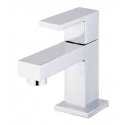 Rombo vierkante toiletkraan chroom