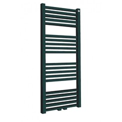 Tower sierradiator antraciet 1820x600 m/o aansl.