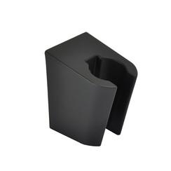 losse handdouchehouder kunststof mat-zwart