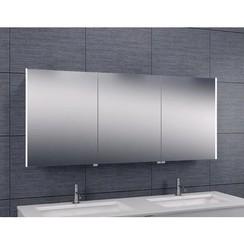 Vision spiegelkast 150x75x15cm natura