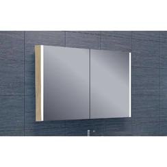 Vision spiegelkast 100x70x15cm natura