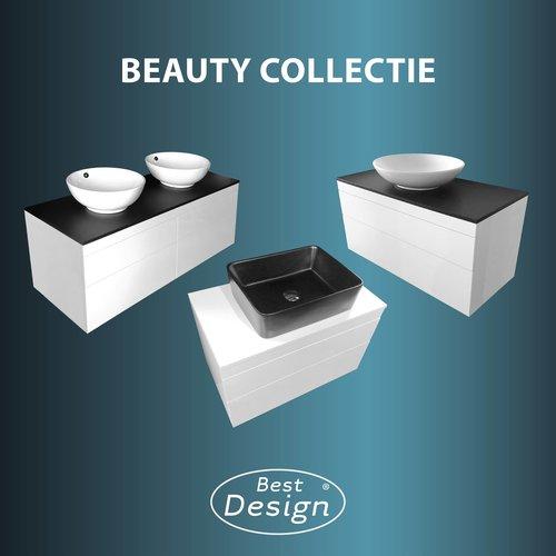 Best Design Beauty-120-Greeploos meubel onderkast 4-laden