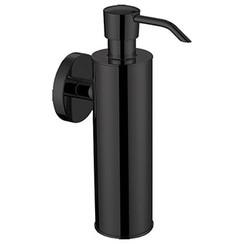 Luxe zeeppomp wandmodel mat-zwart