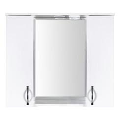 Aleco spiegelkast 80cm met verlichting
