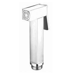 design wc-bidet sproeier rvs vierkant